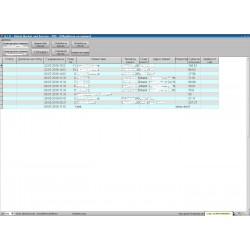 Потребителски интерфейс за обработка на заявки от Prestashop